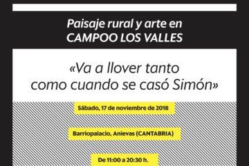 Campoo Los Valles Organiza en Anievas la primera edición del Encuentro Artístico PARARTE