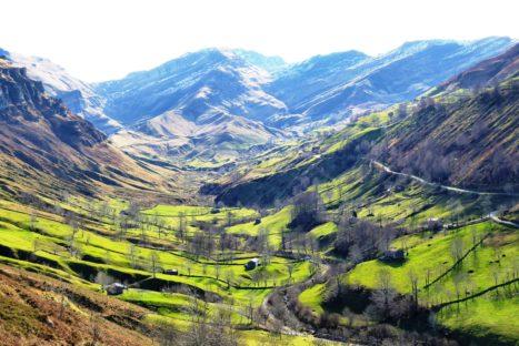 #Natureandoencorto: un valle glaciar