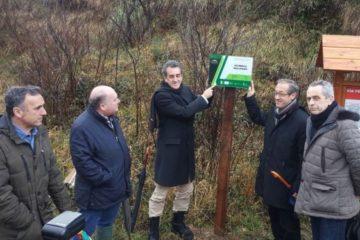 En marcha la vía ferrata de Liérganes, un proyecto turístico apoyado por el Grupo de Acción Local Valles Pasiegos a través del programa LEADER de Desarrollo Rural