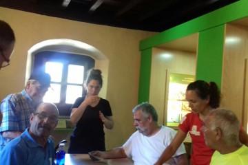 Apostamos por la accesibilidad universal: actividad con ASORLA en Liébana