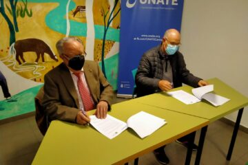 La Red Cántabra de Desarrollo Rural firma un convenio de colaboración con UNATE