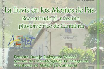 #LosJuevesdelaEstación – La lluvia en los Montes de Pas