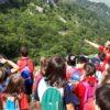 Un aula en la naturaleza: Comenzamos con las Educación Ambiental para escolares de Naturea Cantabria en el curso 21-22