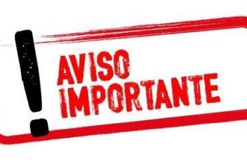 Aviso importante: Suspendemos todas nuestras actividades abiertas al público hasta el 31 de marzo