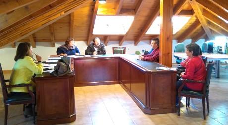 Instante de revisión del Plan de Acción en Camaleño