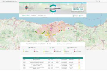 IMPORTANTE: Información sobre cortes de carretera