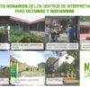 Nuevos horarios de los Centros de Interpretación de Naturea Cantabria