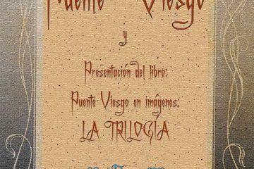 Presentación del Libro 'Puente Viesgo en imágenes: La Trilogía' y nueva exposición fotográfica de fotos antiguas de Puente Viesgo