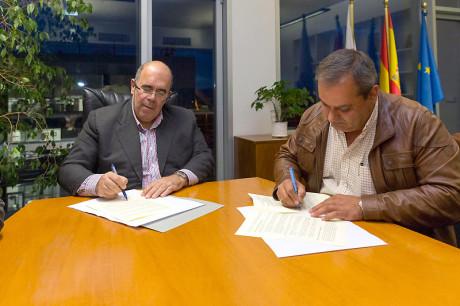 firma convenio 2015
