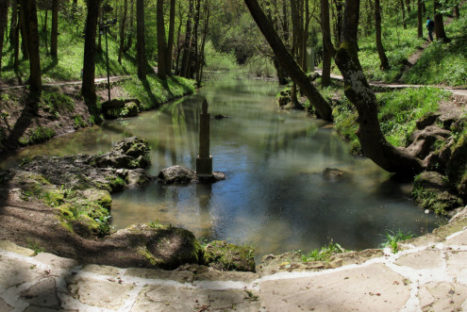Fuentes del Ebro