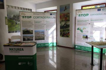 El plumero y el proyecto StopCortaderia, protagonistas en Puente Viesgo