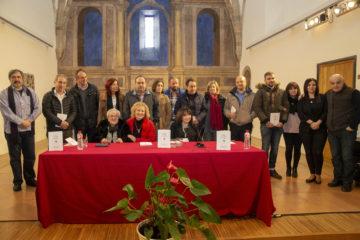 Publicado el poemario de Covadonga Vejo 'A la sombra del Tejo de Lebeña'