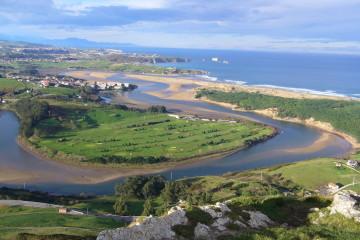 Aprobado el Plan de Ordenación de los Recursos Naturales de las Dunas de Liencres, Estuario del Pas y Costa Quebrada.