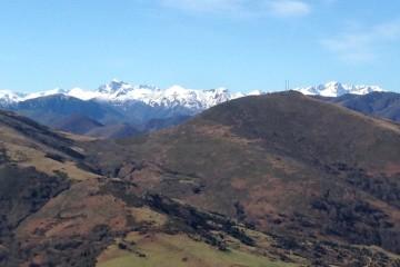 Camino viejo Saja – Tudanca