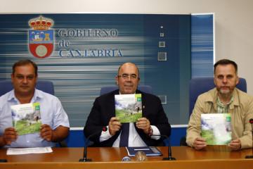 Presentación del calendario de actividades del 2º semestre de 2017 de Naturea Cantabria