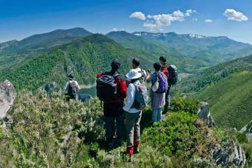 Pico Las Astillas – Camino del Potro