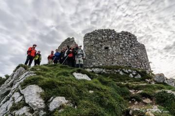 Cumbres del Buciero: las huellas del tiempo