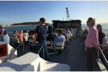 Rutas en barco por la Bahía de Santander