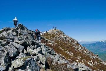 Cumbres del Parque Natural Saja Besaya