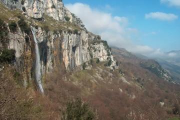 Cailagua: Cascada del Asón