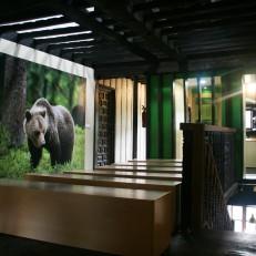 Casa de la Naturaleza de Pesaguero