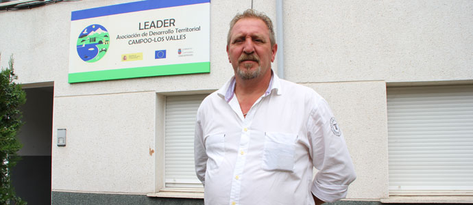 Agustín Pernía, nuevo presidente de la ADT Campoo-Los Valles