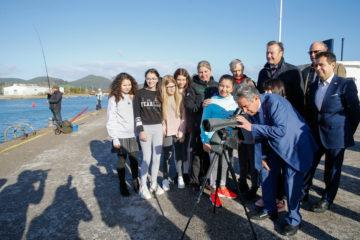 """Revilla afirma que los jóvenes son """"actores activos"""" y la gran esperanza frente a la """"catástrofe"""" del cambio climático"""