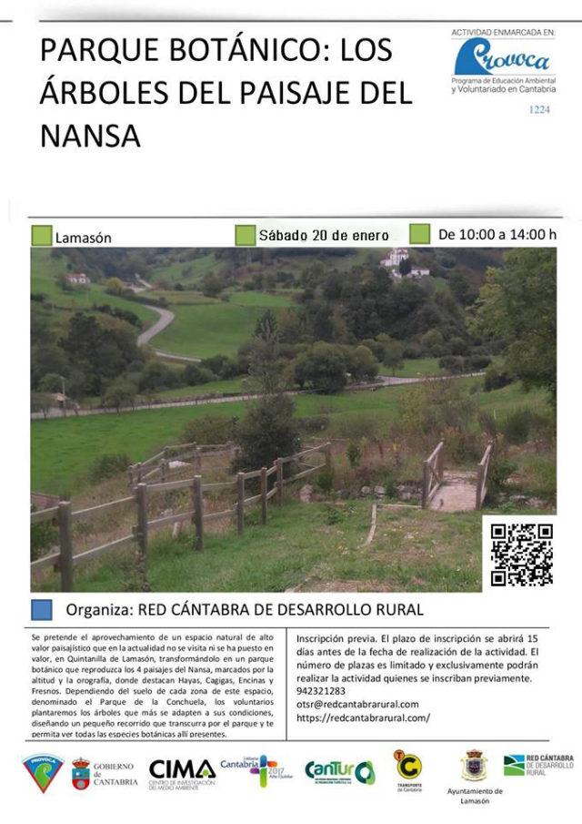 PROVOCA - 3a Fase Parque Botánico Lamason