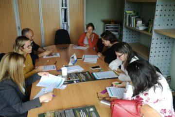 Planeamos nuestro trabajo con los Grupos de Acción Local
