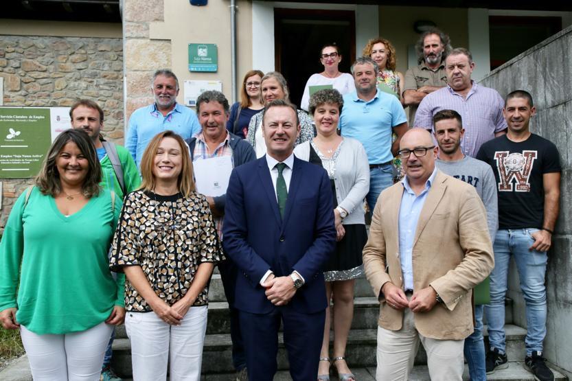 11 proyectos LEADER en la comarca Saja-Nansa