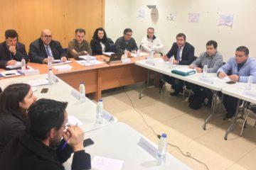 Reunión extraordinaria del Pleno del Patronato del Parque Natural de las Marismas de Santoña, Victoria y Joyel