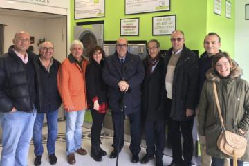 Oria visita el Grupo de Acción Local Asón-Agüera-Trasmiera y conoce dos proyectos derivados del Programa Leader