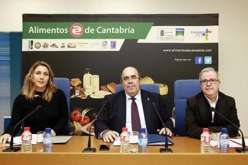 Medio Rural presenta la marca registrada 'Alimentos de Cantabria'