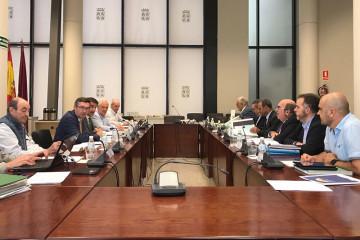 XXI Reunión de la Comisión de Gestión del Parque Nacional de los Picos de Europa