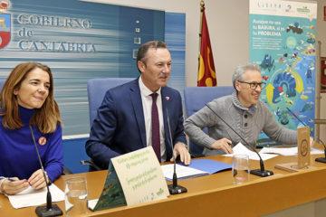 Colaboraremos en el proyecto LIBERA contra la 'basuraleza' en Cantabria