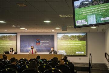El Gobierno reforzará las actuaciones de conservación en el Parque Natural de las Marismas de Santoña, Victoria y Joyel