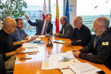 Blanco destaca el papel de NATUREA CANTABRIA en la dinamización de los espacios naturales protegidos de Cantabria