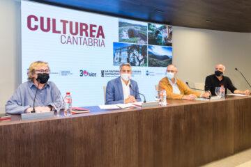 Zuloaga reivindica la conservación y difusión del patrimonio cultural rural a través del programa 'Culturea Cantabria' 2021