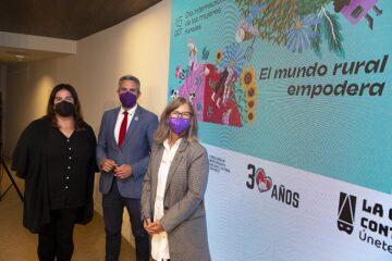 Actos del Día Internacional de la Mujer Rural en Cantabria